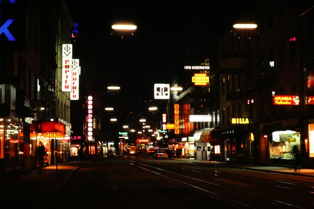 "It's an old photo of the ""linzer Landstraße""."
