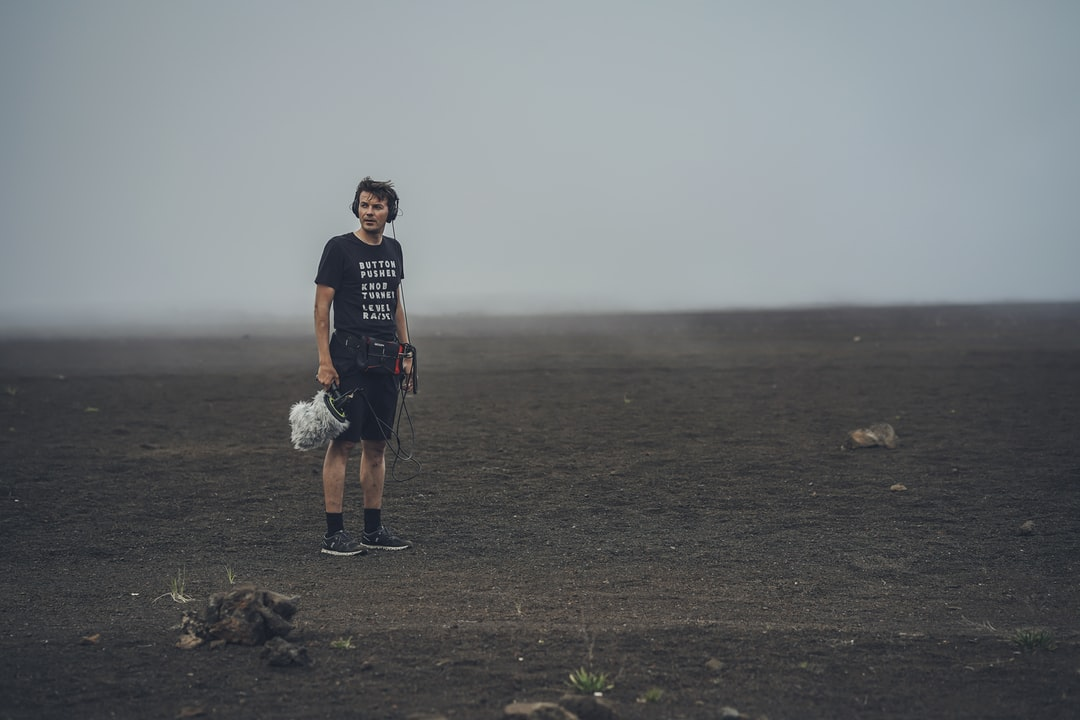 I'm standing here just a couple of hundreds meter away from Piton de la Fournaise. An active volcano on the island of La Reunion. The mood with the fog couldn't be better. This island has some incredible nature, mountains and beaches. So if you are planning your next holiday trip you should check it out.