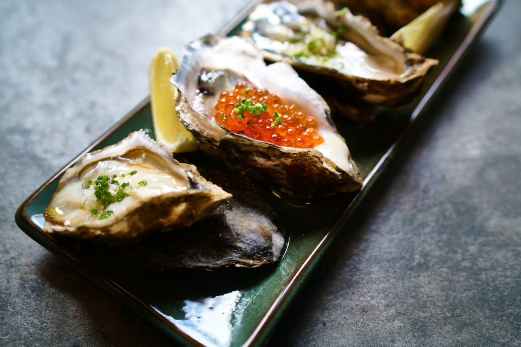 Canadian Oysters