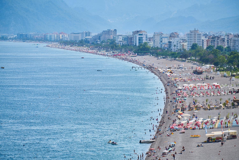Patara beach, Turkey
