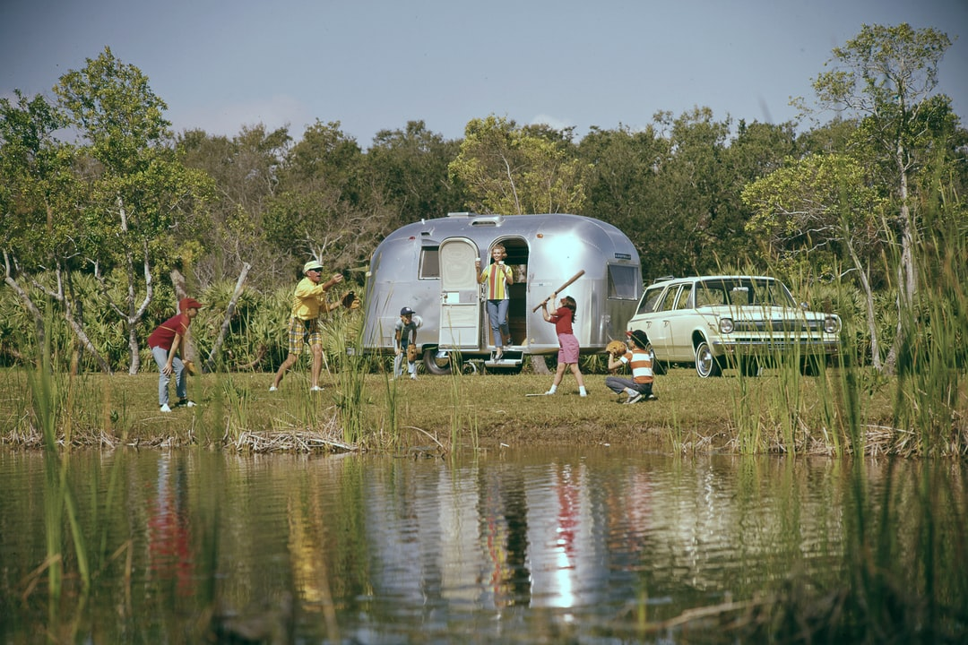 Airstream Travel Trailer - Heritage and Community. Learn All About Airstream History At Https://www.airstream.com/heritage/ - unsplash