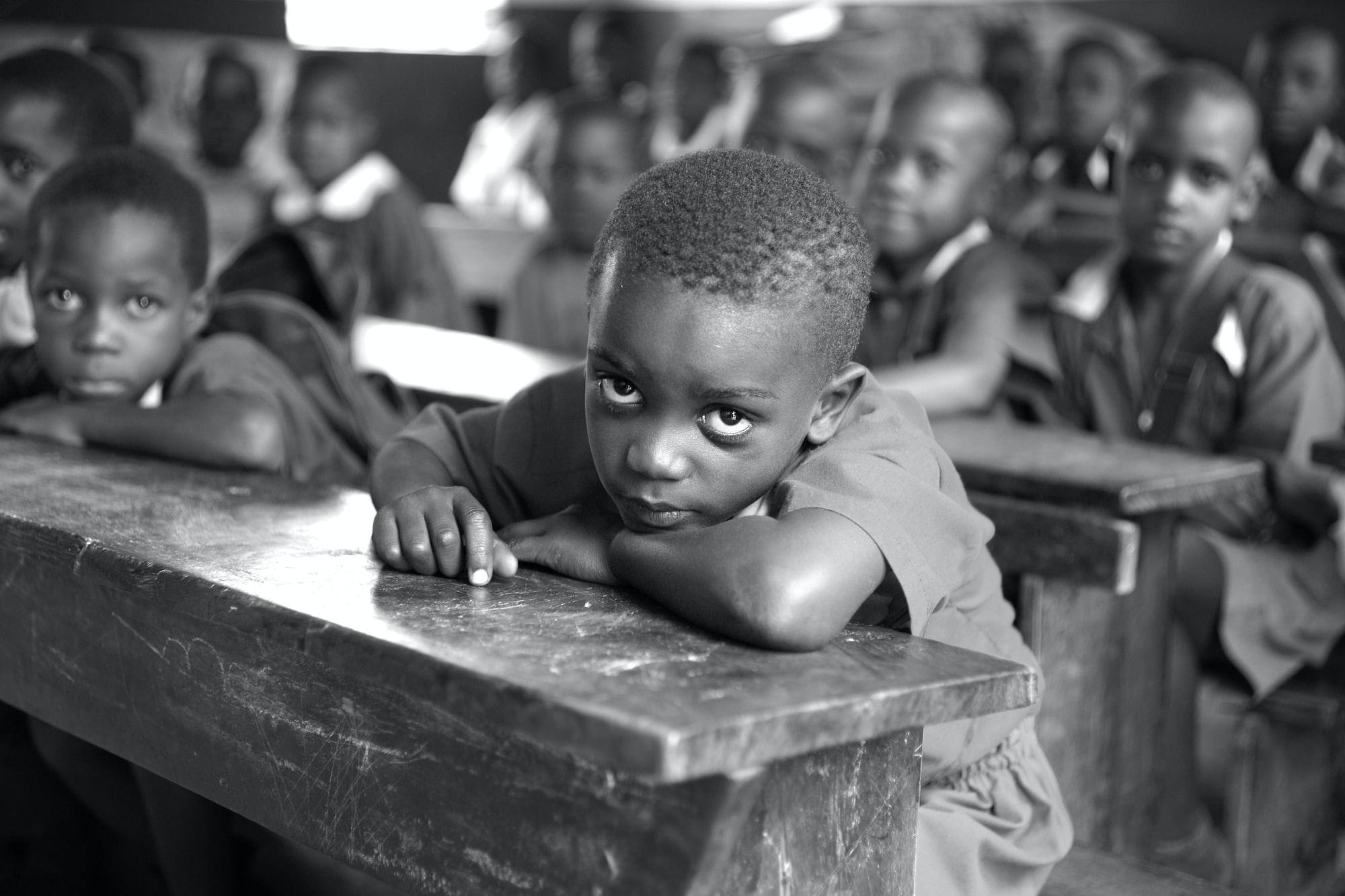 Blockchain กำลังช่วยป้องกันการใช้แรงงานเด็กในคองโก