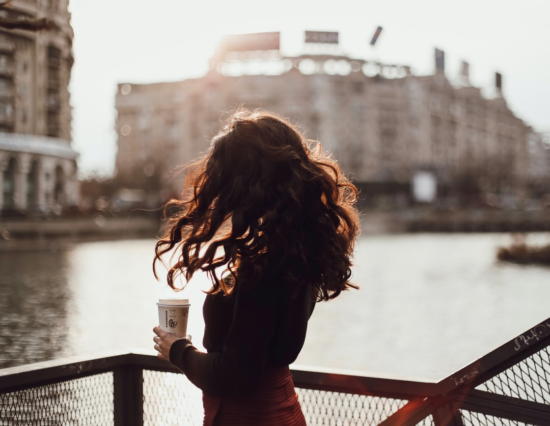 Sunset In My Hair  - unsplash