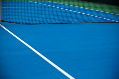 white and red tennis net zihuatanejo teams background