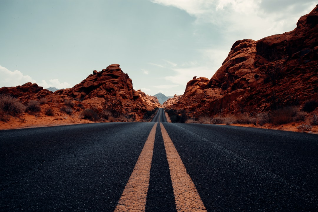 Road Trip Anyone? - unsplash