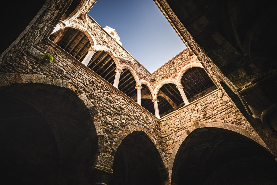 Great View Inside the Abbaye of Lérins Fort On the Saint Honorat Island - unsplash