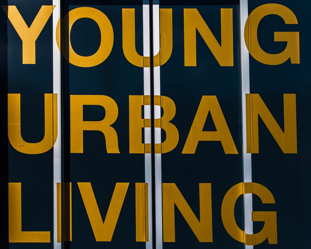 Young Urban Living - unsplash
