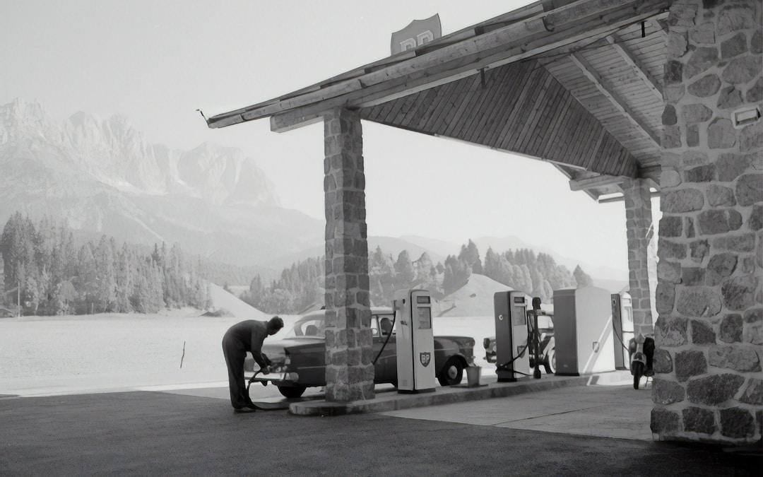 Fill 'er up, please!
