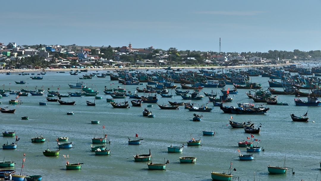Fishing Village, Mui Ne