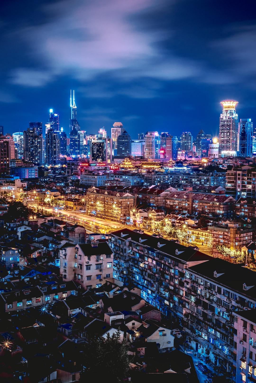 Colors of Shanghai