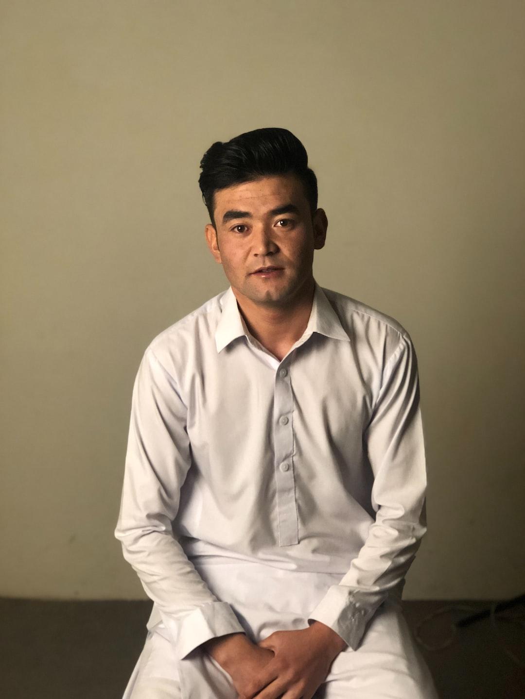 A man from Afghanistan    #atiqsharifi
