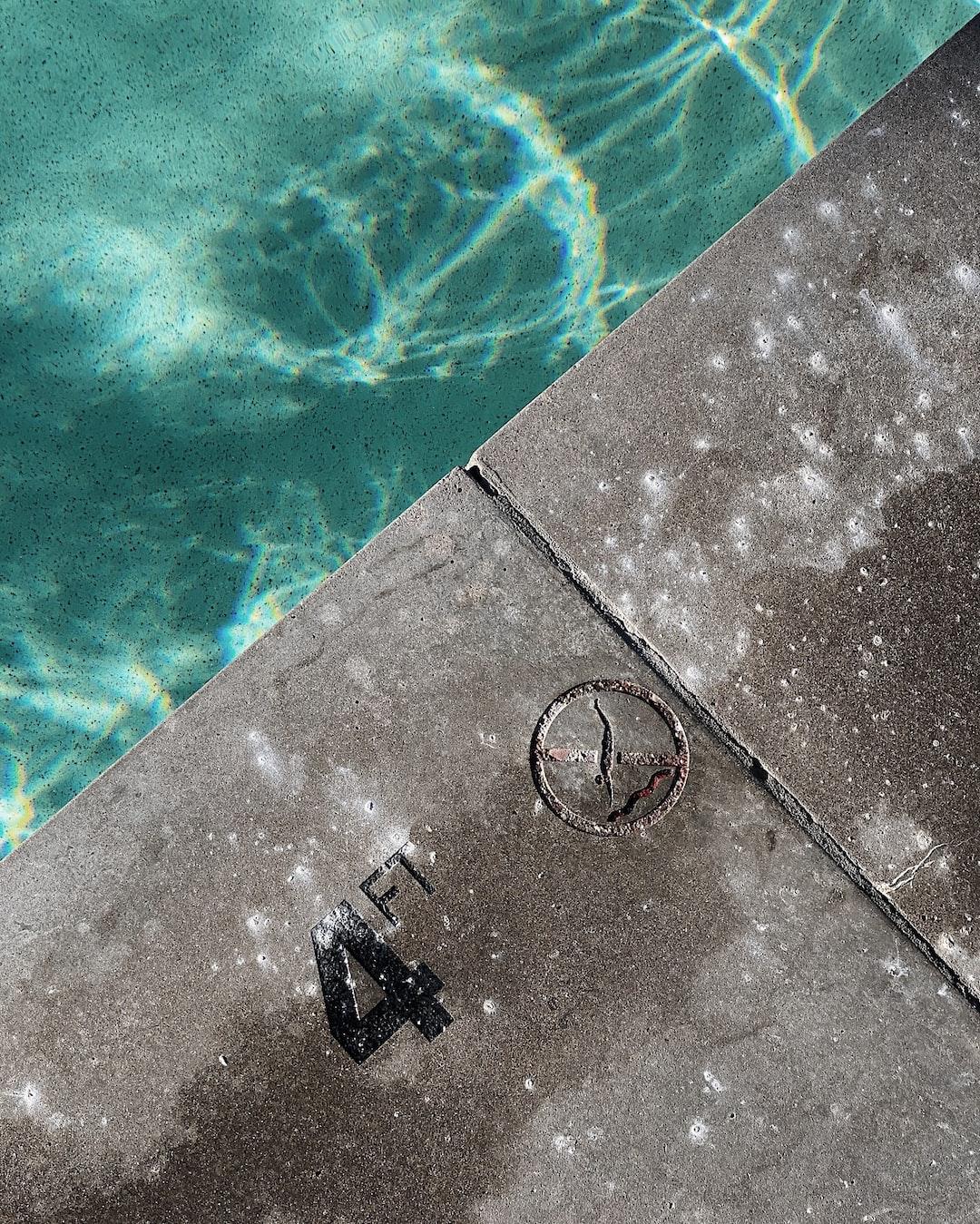 Swimming pool, Andaz Scottsdale