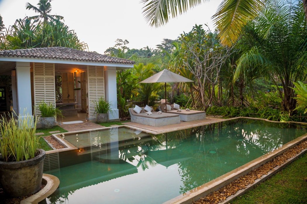 Star hotel in Sri Lanka