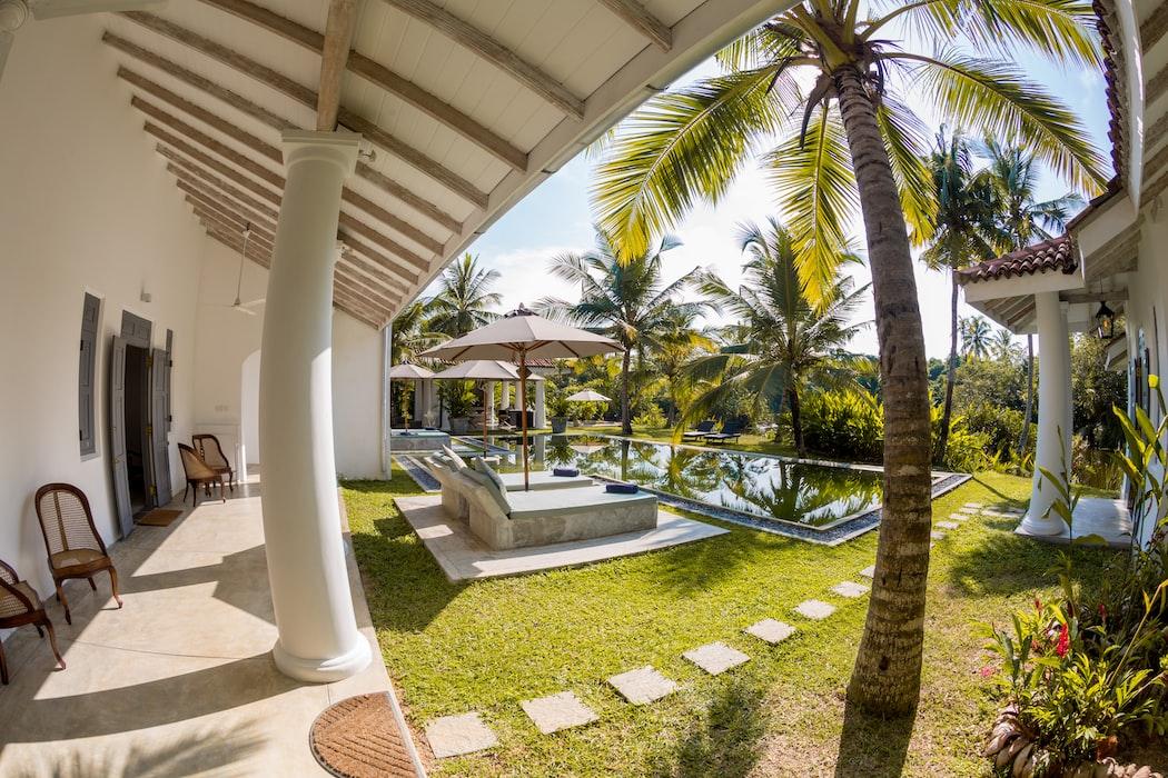 Luxury Accomodation in Sri lanka