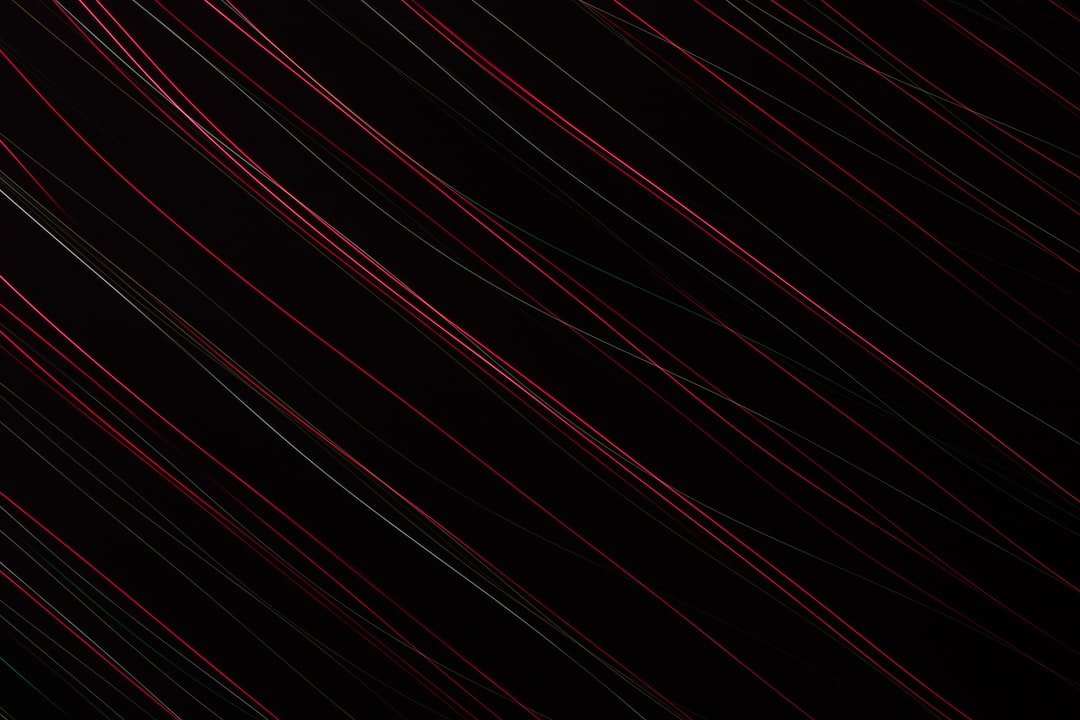White and Black Striped Pattern - unsplash