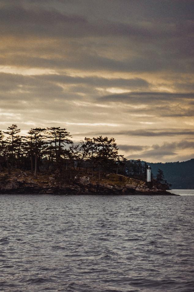 Pulau Hantu Island