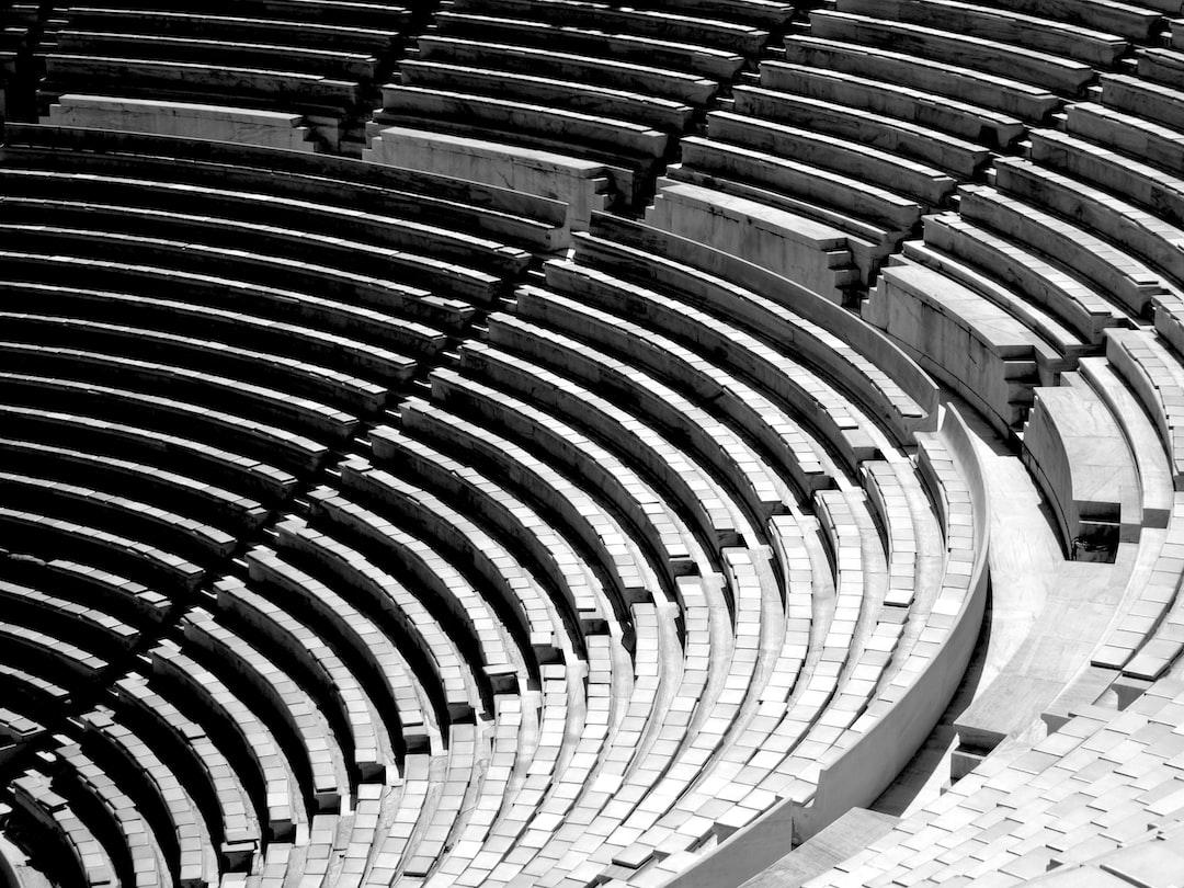 Theater, Black, White