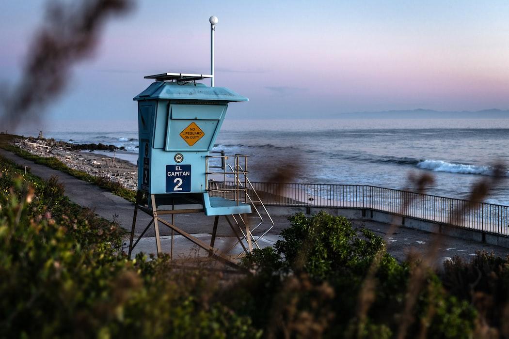 best ocean fishing spots in southern california el capitan beach
