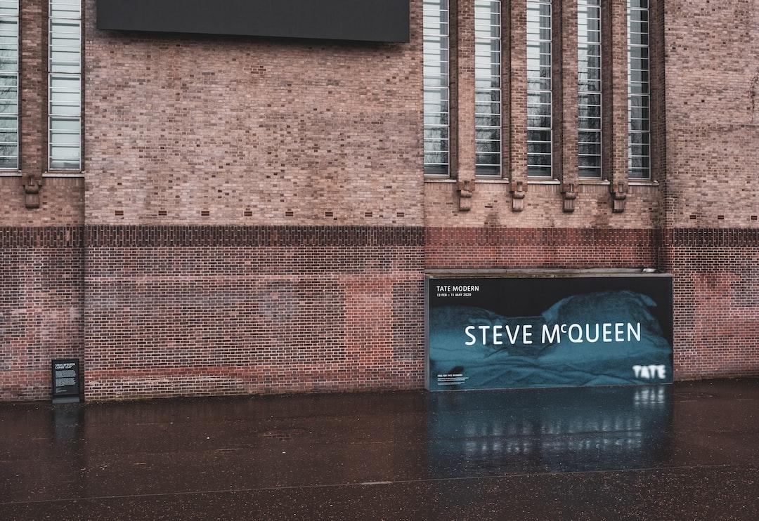 Tate Modern Exhibition.. - unsplash