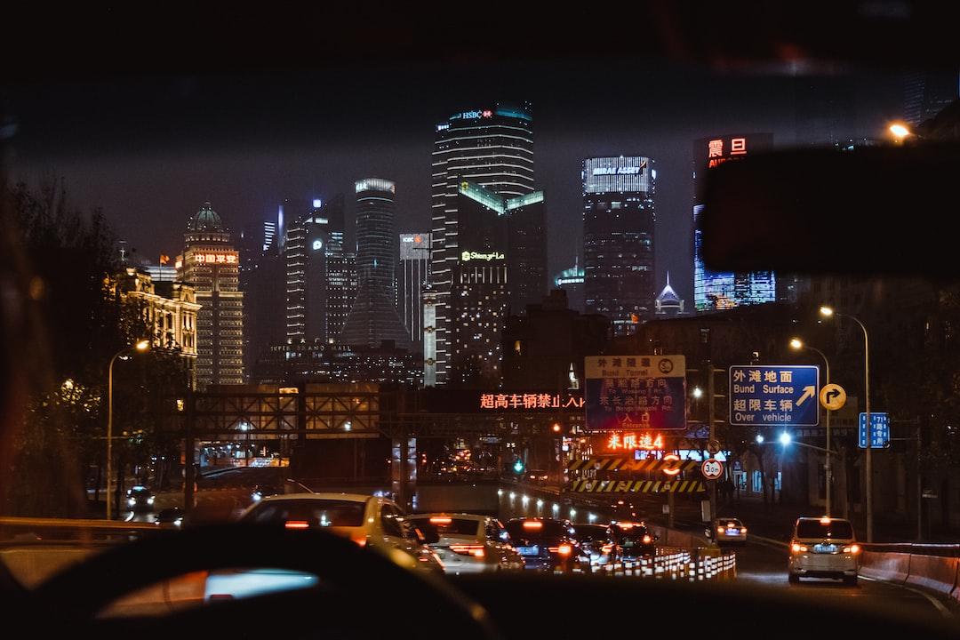 Approaching the Shanghai Bund In Awe. - unsplash