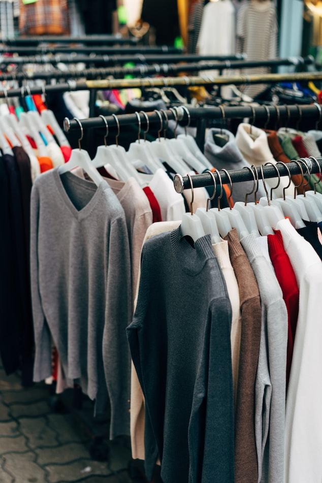 dress shopping in Guwahati malls
