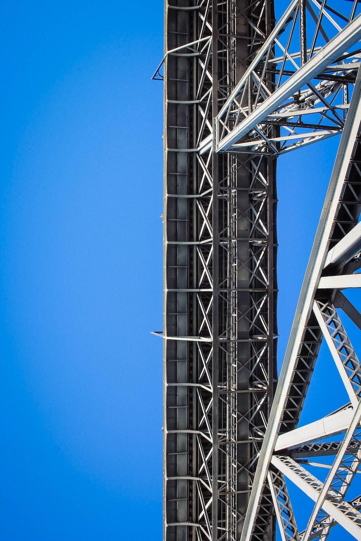 black metal tower under blue sky during daytime