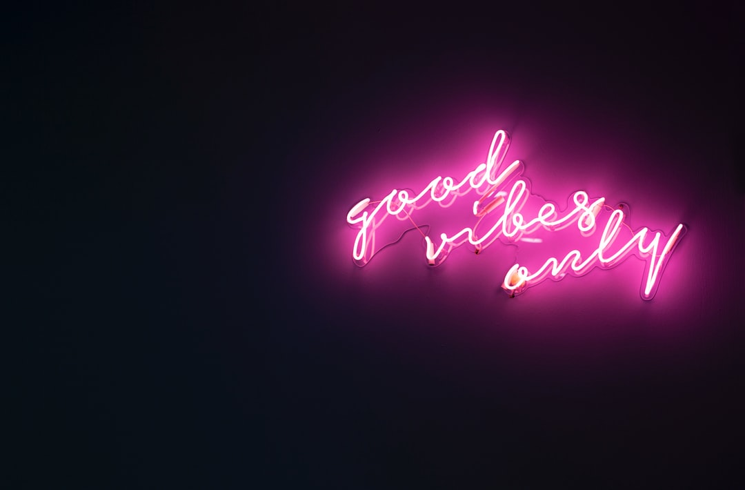 Good Vibes Only — A Cool Office Wall In Liverpool - unsplash