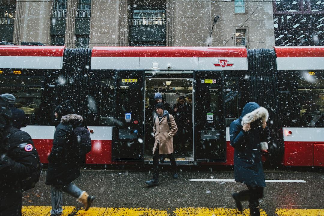 People Walking On Sidewalk During Daytime - unsplash