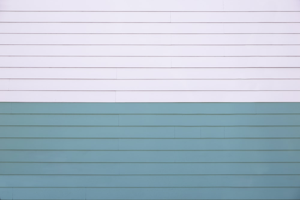 white and blue line paper