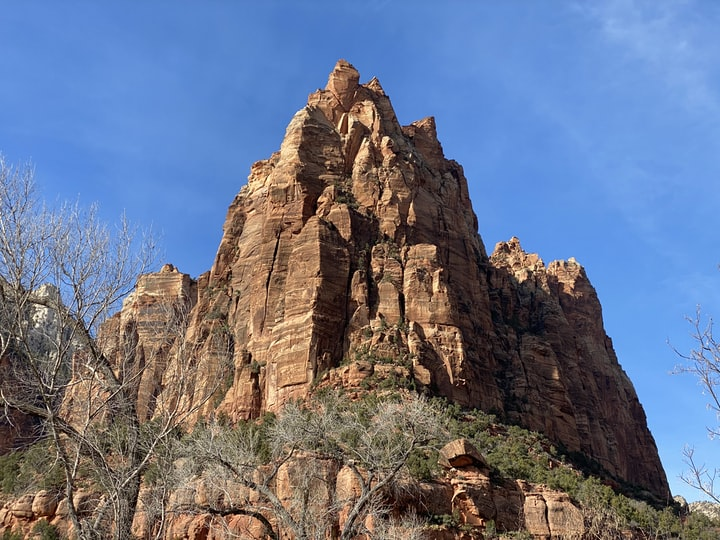 The most unforgettable day at Zion National Park!
