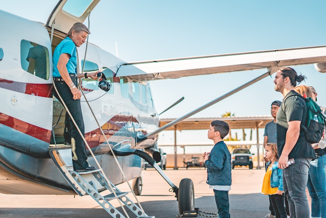 Deer Valley Airport Air Tours With Westwind Air Service - unsplash