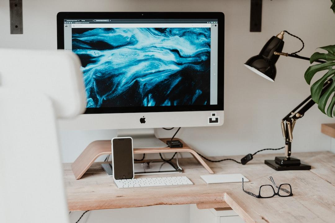 Desk Set Up - Where I Work 🙂 - unsplash