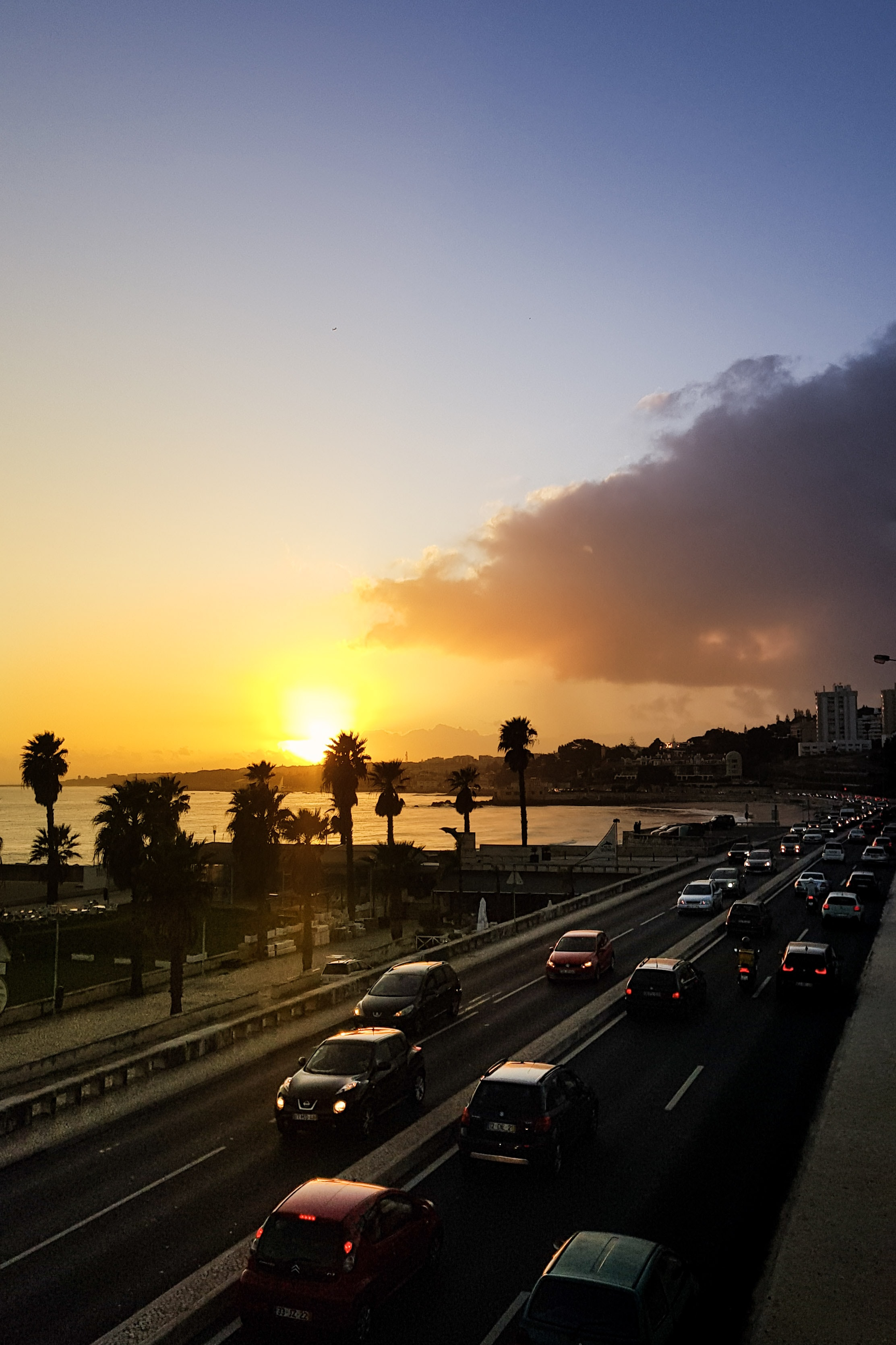 Highway Sunset Pictures Download Free Images On Unsplash