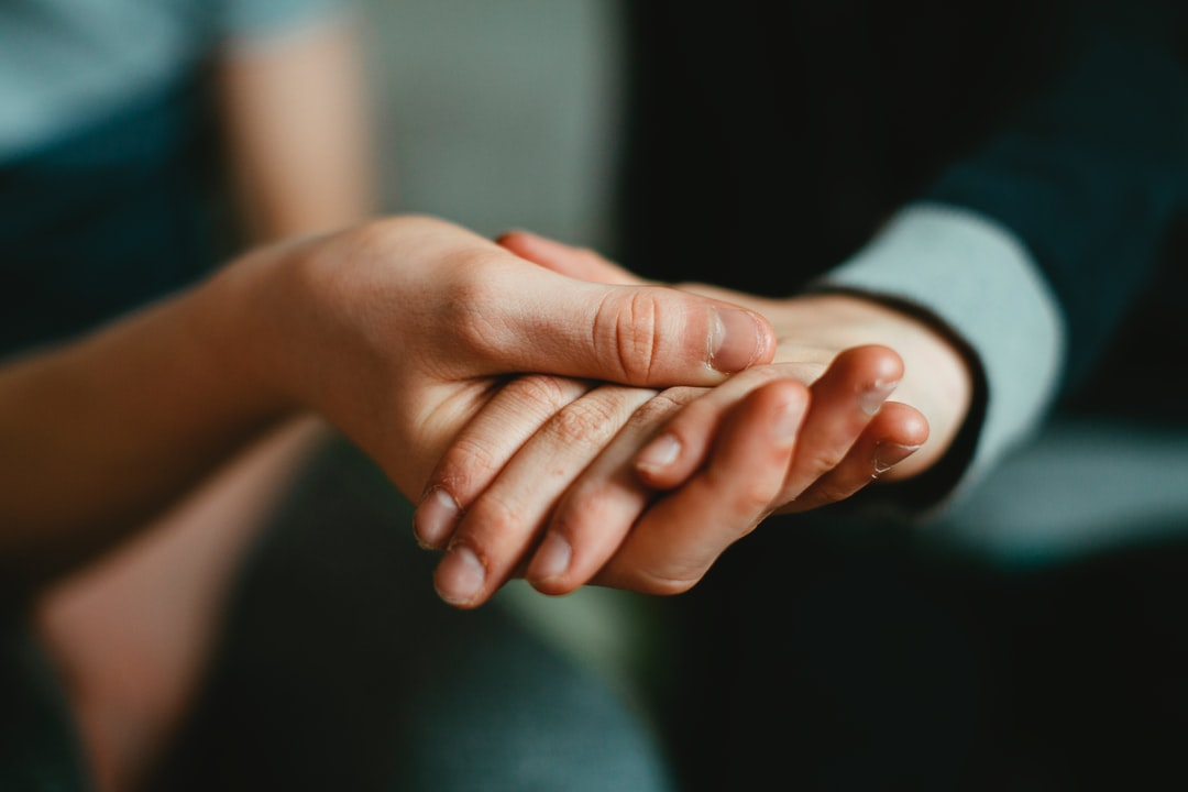 Helping and Protective Hands – Two Boyfriends - unsplash