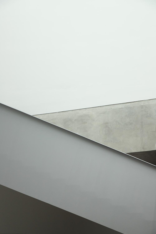 white and gray concrete wall