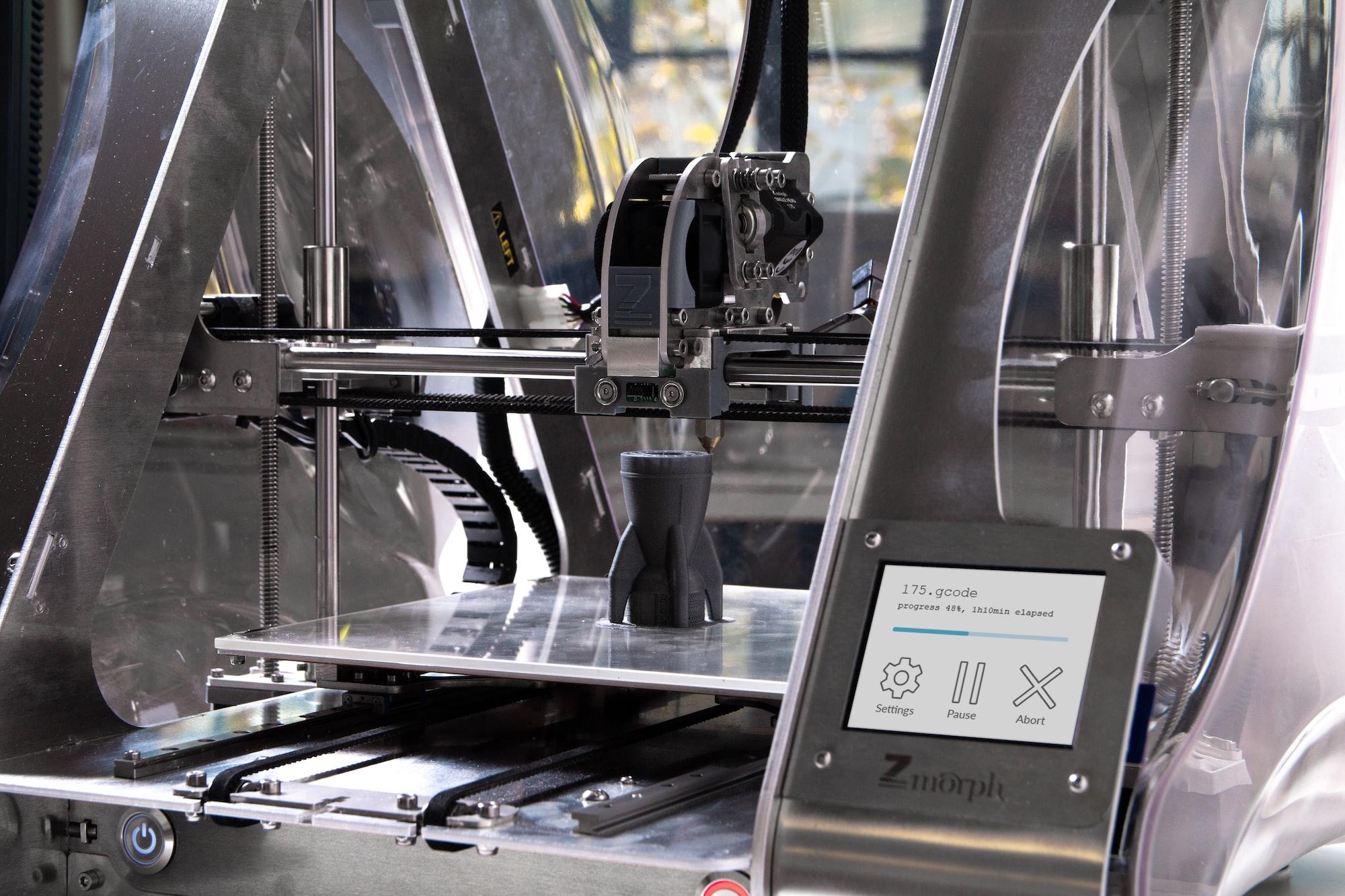 ZMorph VX Multitol 3D Printer