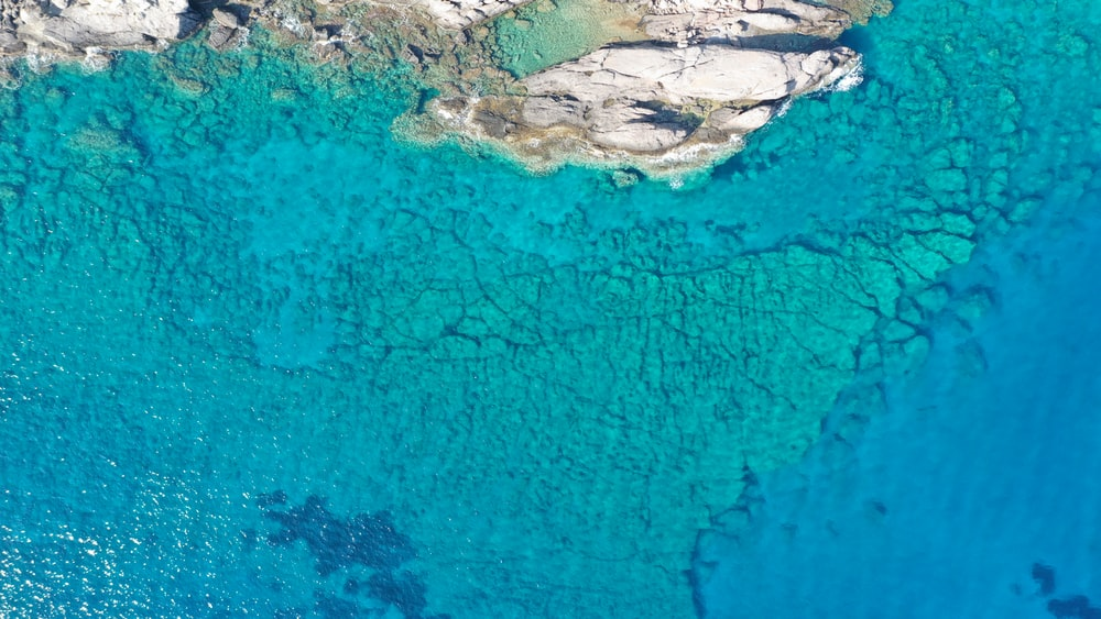 aerial view of blue body of water during daytime