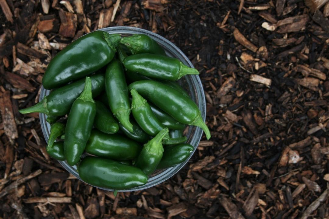 Chilli (jalapeño)