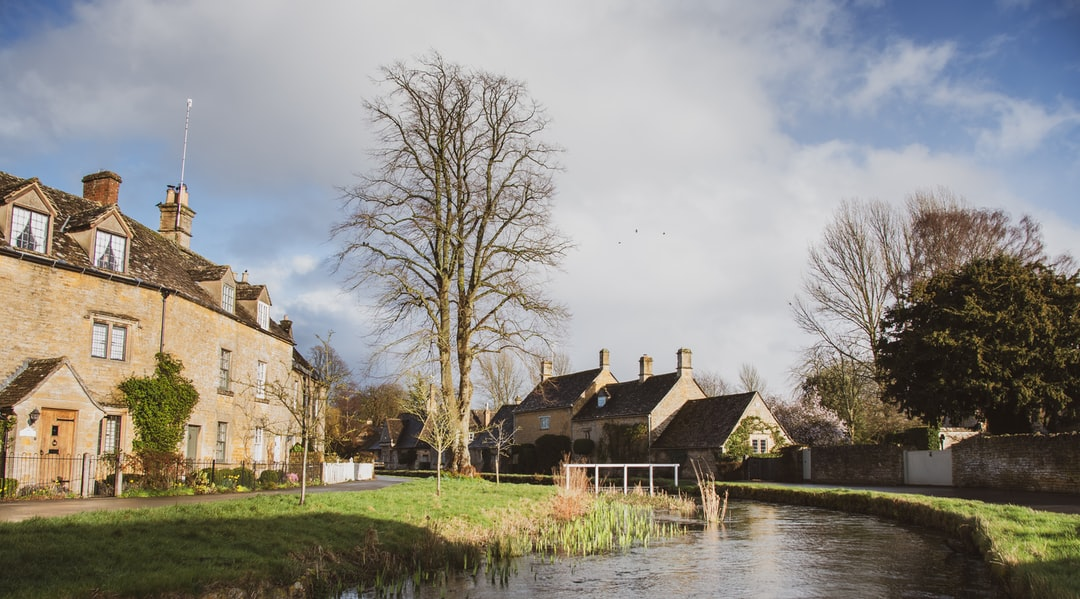 Lower Slaughter, Cotswolds