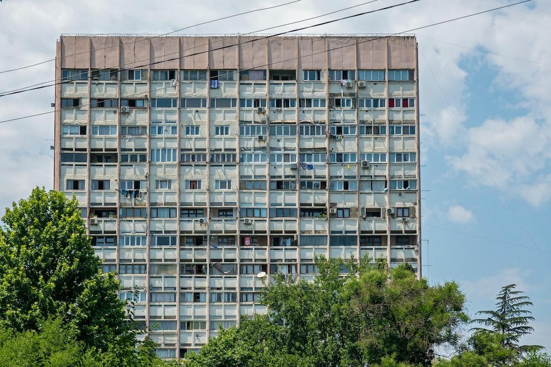 Housing in Tblisi, Georgia