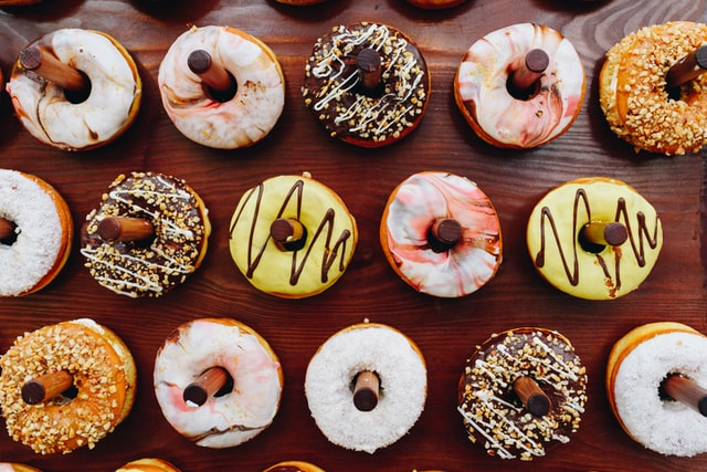 Array of Donuts