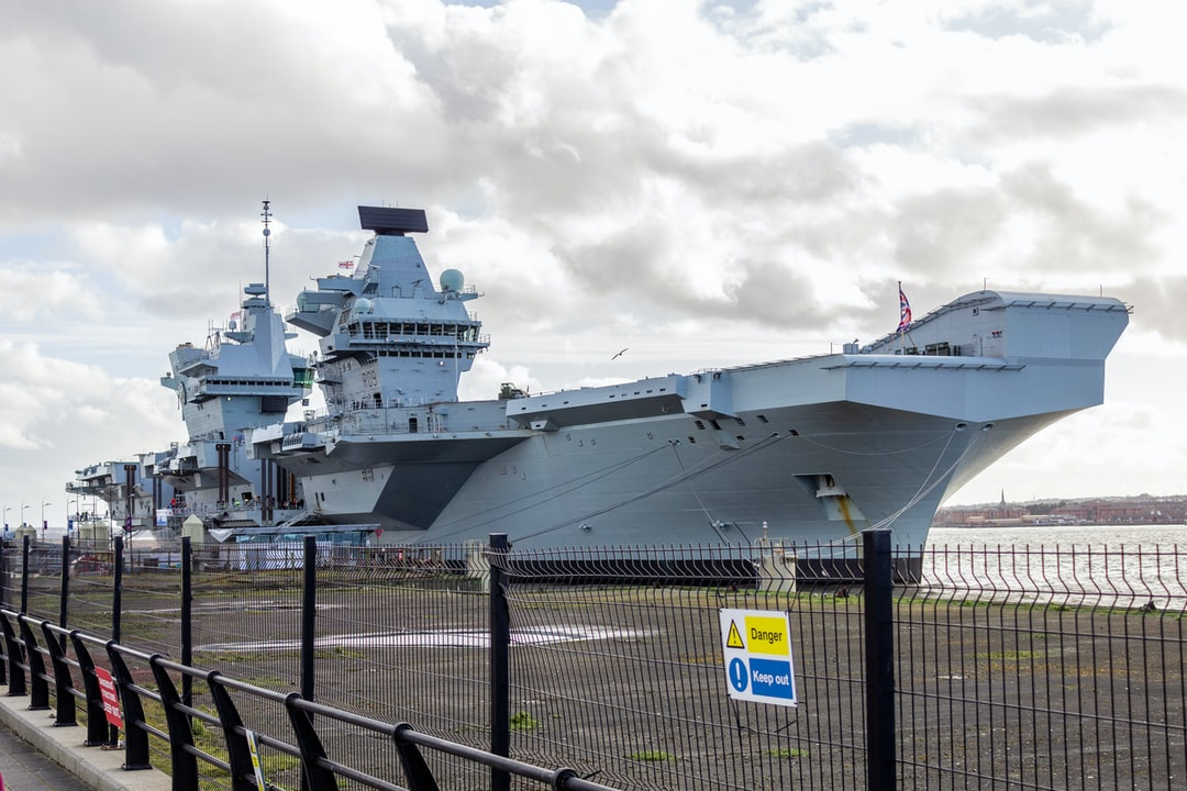 Prince of Wales, Aircraft Carrier, Liverpool