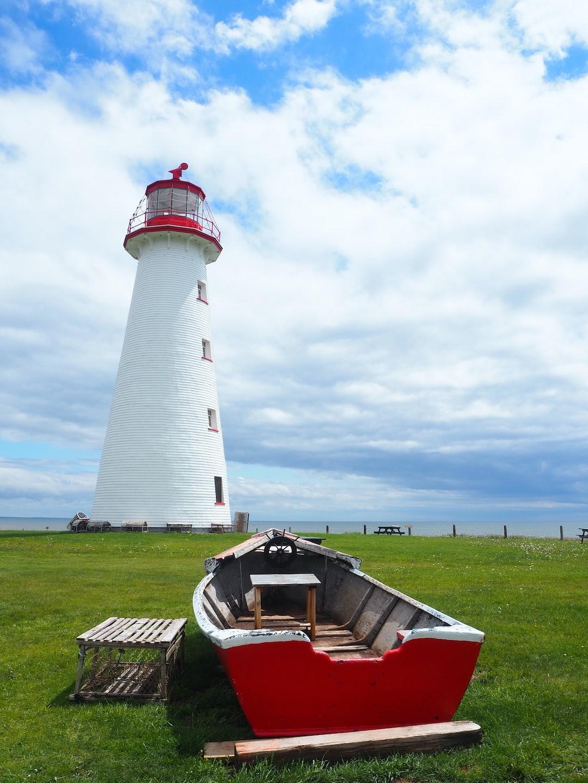 Point Prim lighthouse, Prince Edward Island