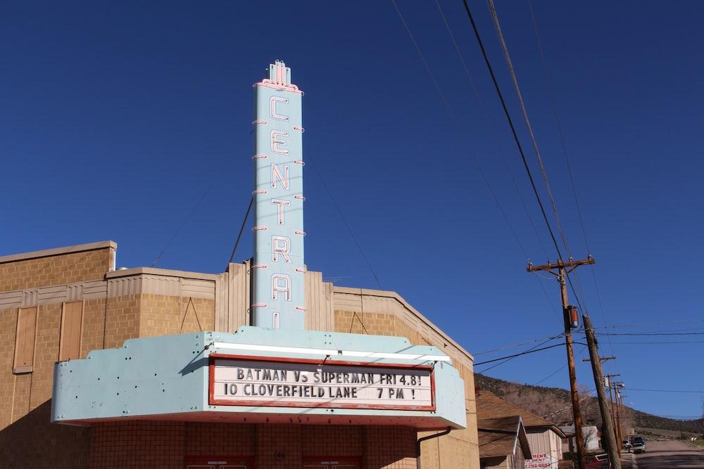 UNKs UNK building under blue sky during daytime