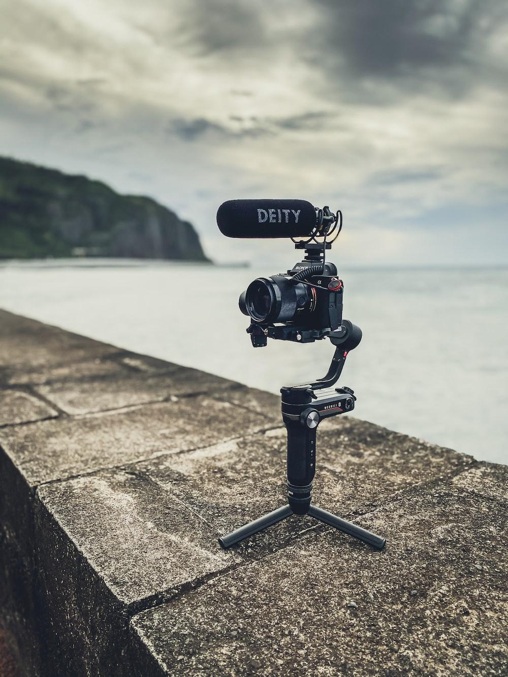 میکروفون نصب روی دوربین