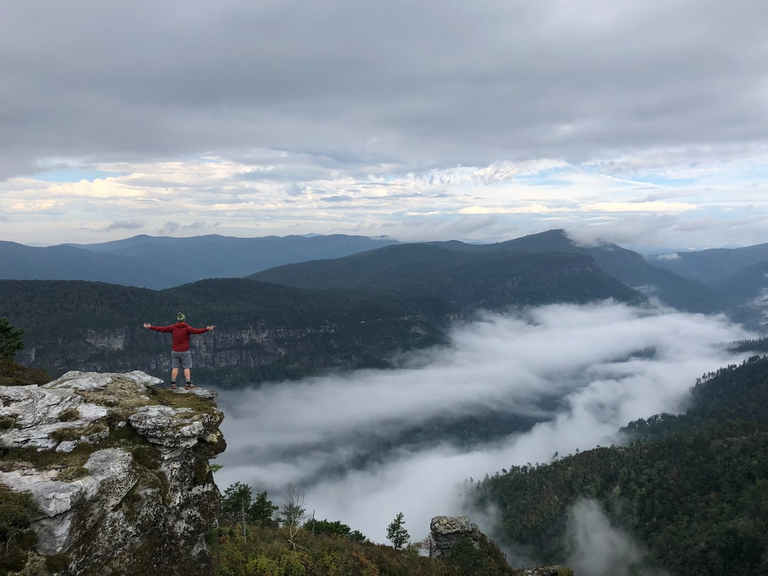 The Chimneys, Linville Gorge