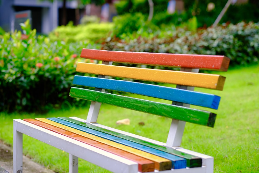 350+ Park Bench Pictures [HQ] | Download Free Images & Stock Photos on  Unsplash