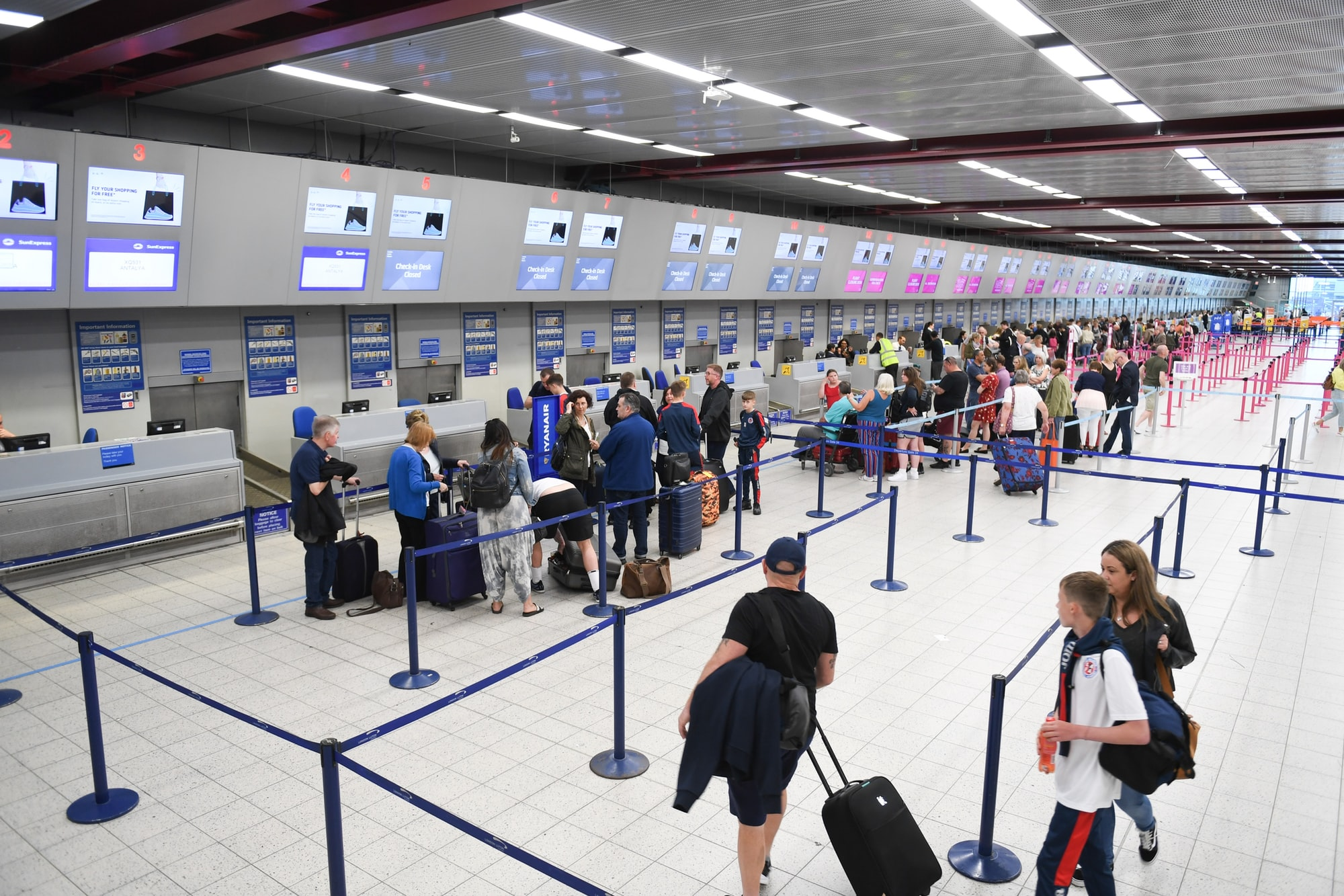 IPS: The Reason Why You Won't Get Lost in an Airport Ever Again