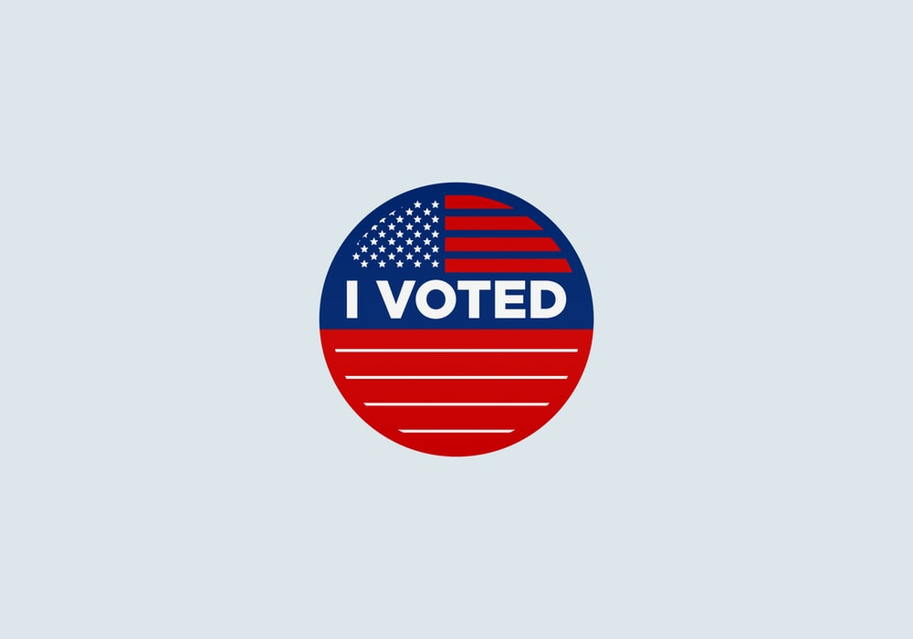 I voted in the US elections