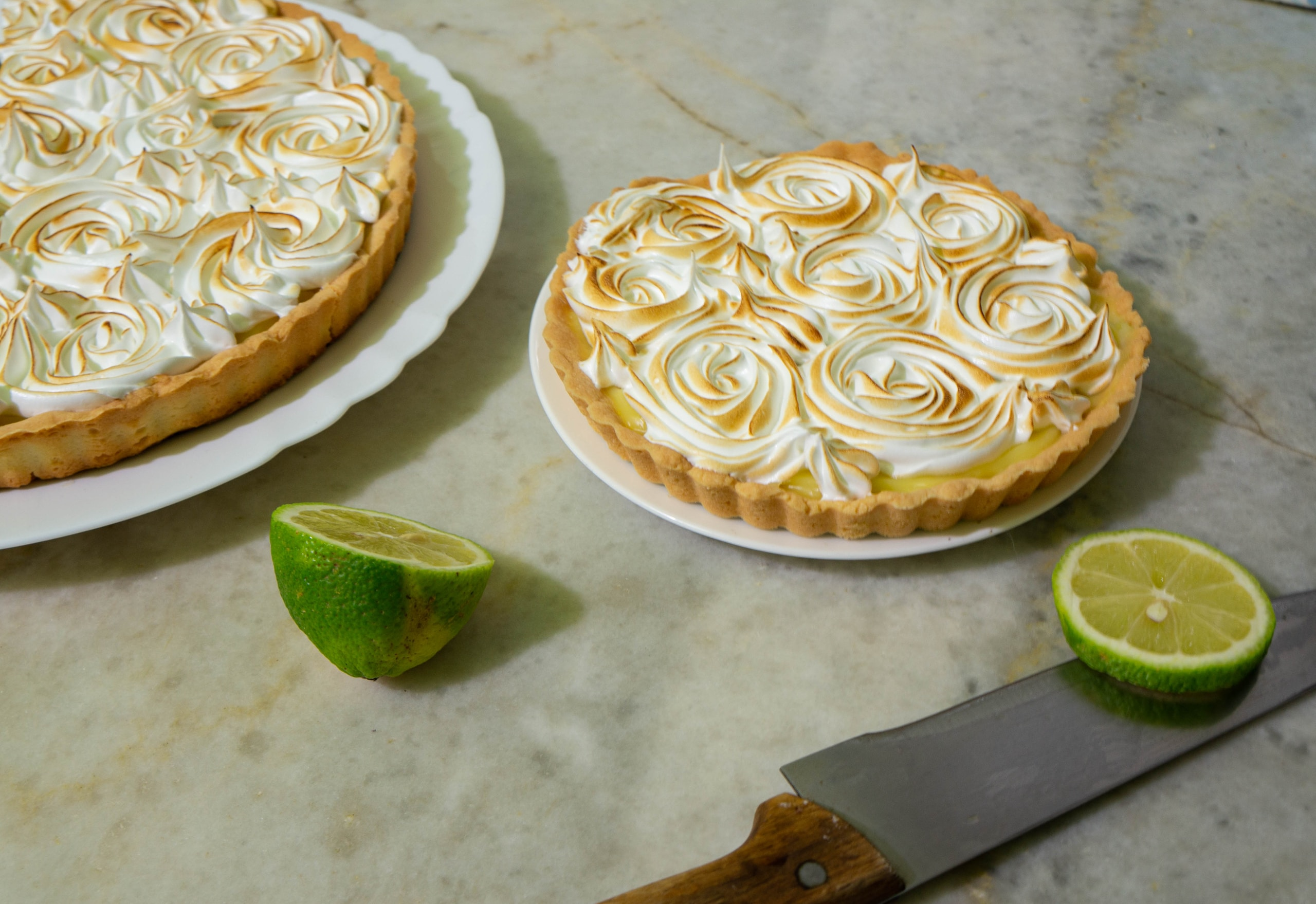 The Best Lime Pie